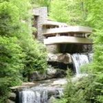 La maison sur la cascade, Frank Lloyd Wright