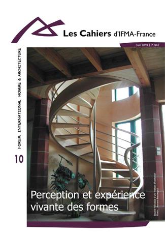 Cahier n°10 de la revue d'IFMA-France