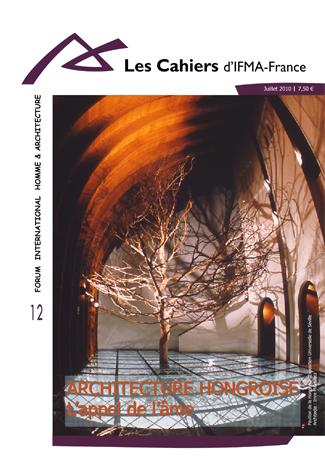 Cahier n°12 de la revue d'IFMA-France