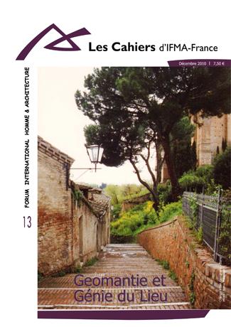 Cahier n°13 de la revue d'IFMA-France