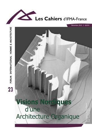 Cahier n°23 de la revue d'IFMA-France