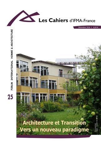 Cahier n°25 de la revue d'IFMA-France