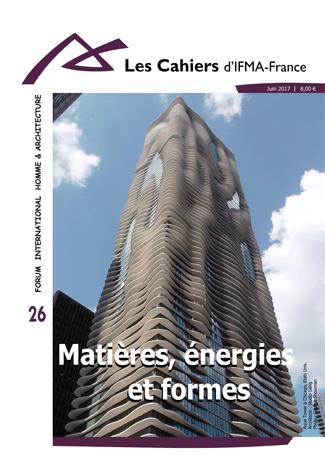 Cahier n°26 de la revue d'IFMA-France