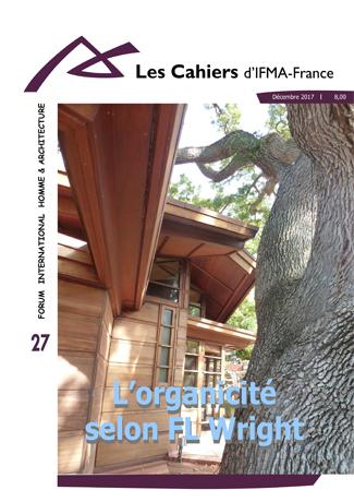 Cahier n°27 de la revue d'IFMA-France