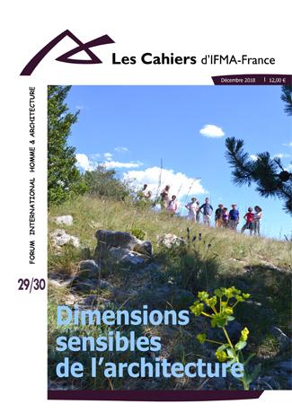 Cahier n°29-30 de la revue d'IFMA-France
