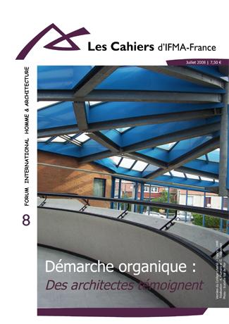 Cahier n°8 de la revue d'IFMA-France