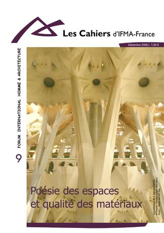 Cahier n°9 de la revue d'IFMA-France