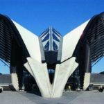 Gare TGV de Lyon Saint-Exupéry, Santiago Calatrava