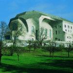 Deuxième Goetheanum, Dornach, Rudolf Steiner