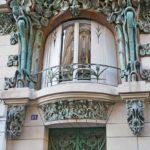 Décor art nouveau, Alexandre Bigot